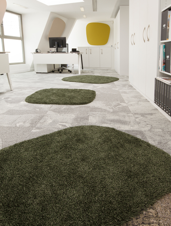 Ege Carpets Showroom, Paris