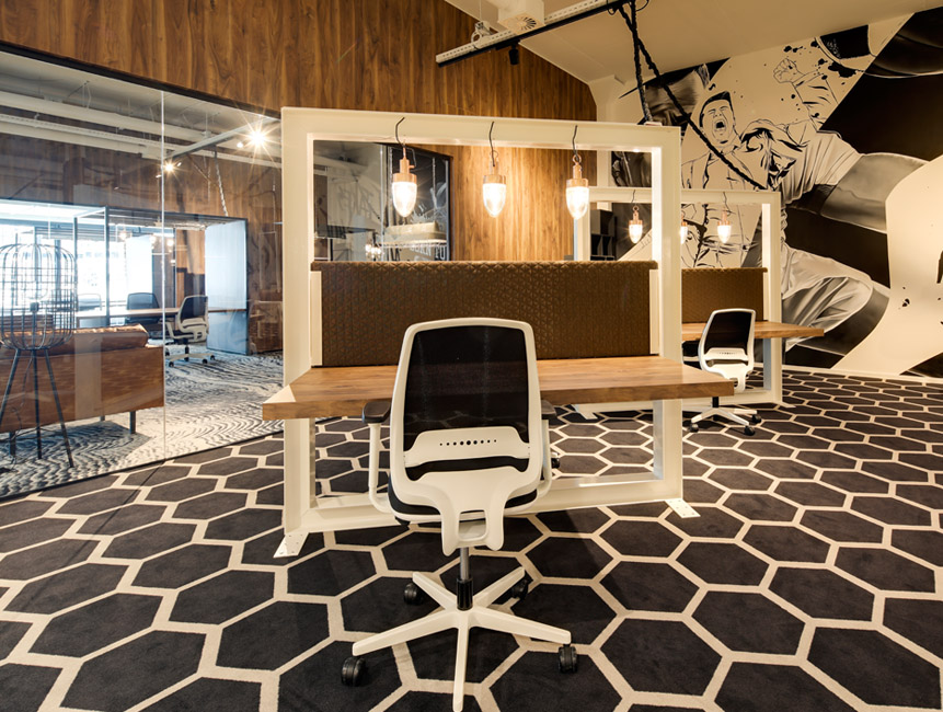 Kick Offices Phillips Stadion, Eindhoven